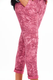 Victoria magical stretch trousers - Pink