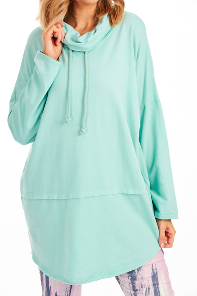 Sunshine sweater - Mint