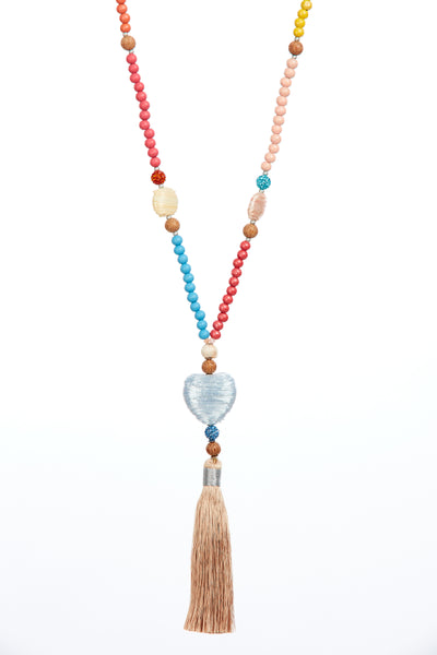 Coconut Club tassel chain - Multi