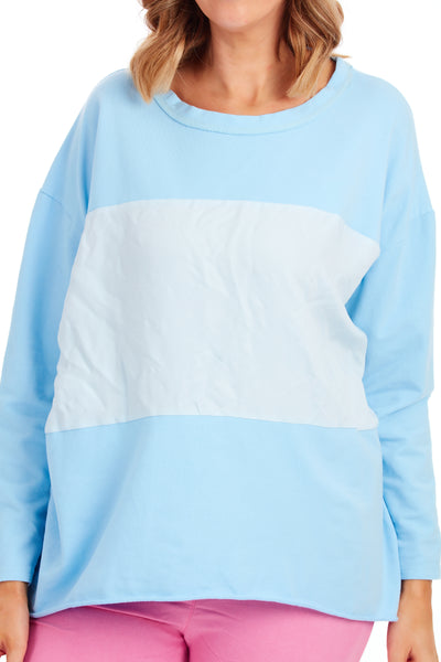 Spellbound sweater - Baby Blue