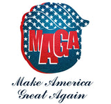 Make America Great Again Declaration Graphic Tee - Unisex - Grizzly Where