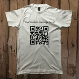 Custom QR Code Tees by Grizzly Where - Unisex - Grizzly Where