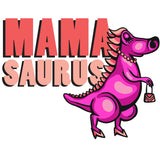 Mamasaurus Graphic Tank - Grizzly Where