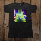 Straight Outta This World Galaxy Graphic Tee - Unisex - Grizzly Where