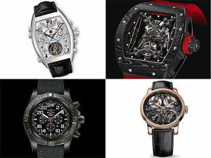 Top 10 Timeless Pieces Of Wristwatch