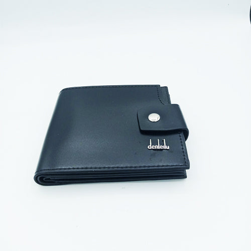Luxus Denleilu Men's Wallet - Black