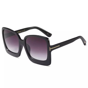 Camila Amy Women Sunglasses - Black