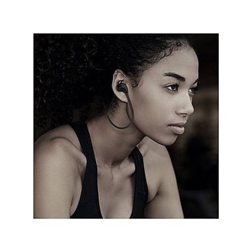 Oraimo Wireless Sport Headphone-Black