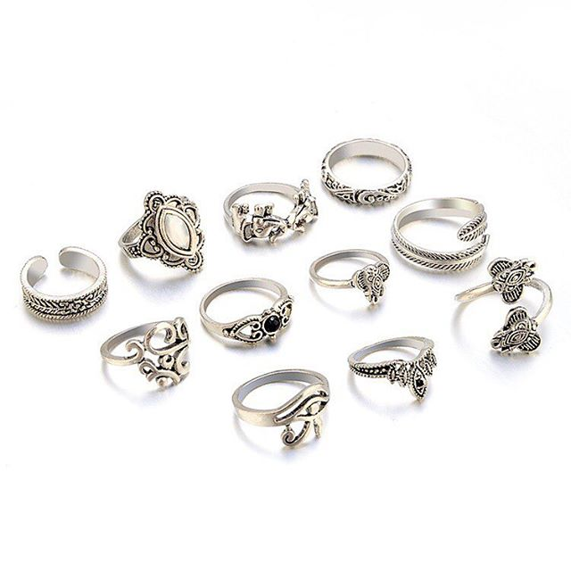 Clara MK Knuckle Rings