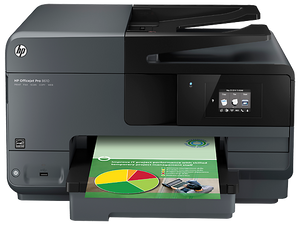 HP OfficeJet Pro 8610 Inkjet Printer