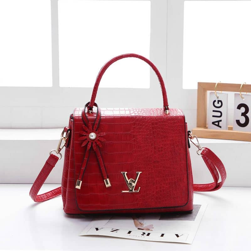 Skyward LV Women Bag - Red