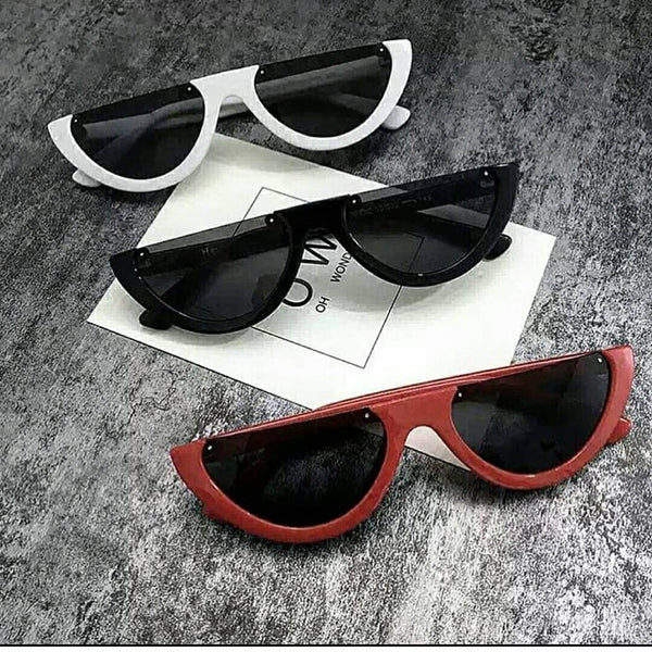 Kenthrow Half Frame Sunglasses