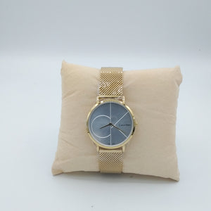 Janie CK Classic Gold Watch For Women