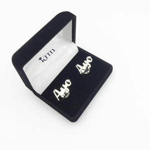 Karats Moore Luxury Customized Executive Cuff-links (Style 1)