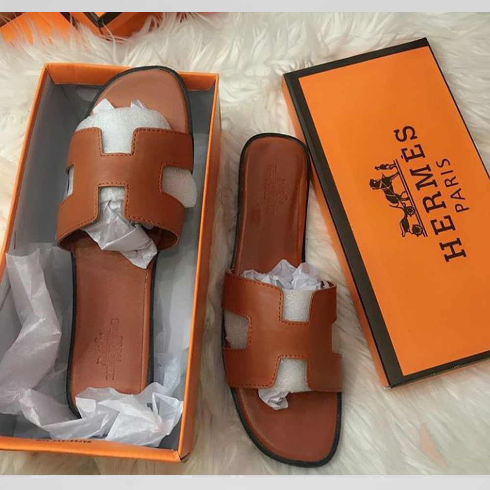 Katie Hermes Luxury Slippers