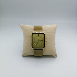 Lanio AP Gold Mesh Watch