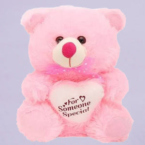 Matt Teddy Bear (Pink)