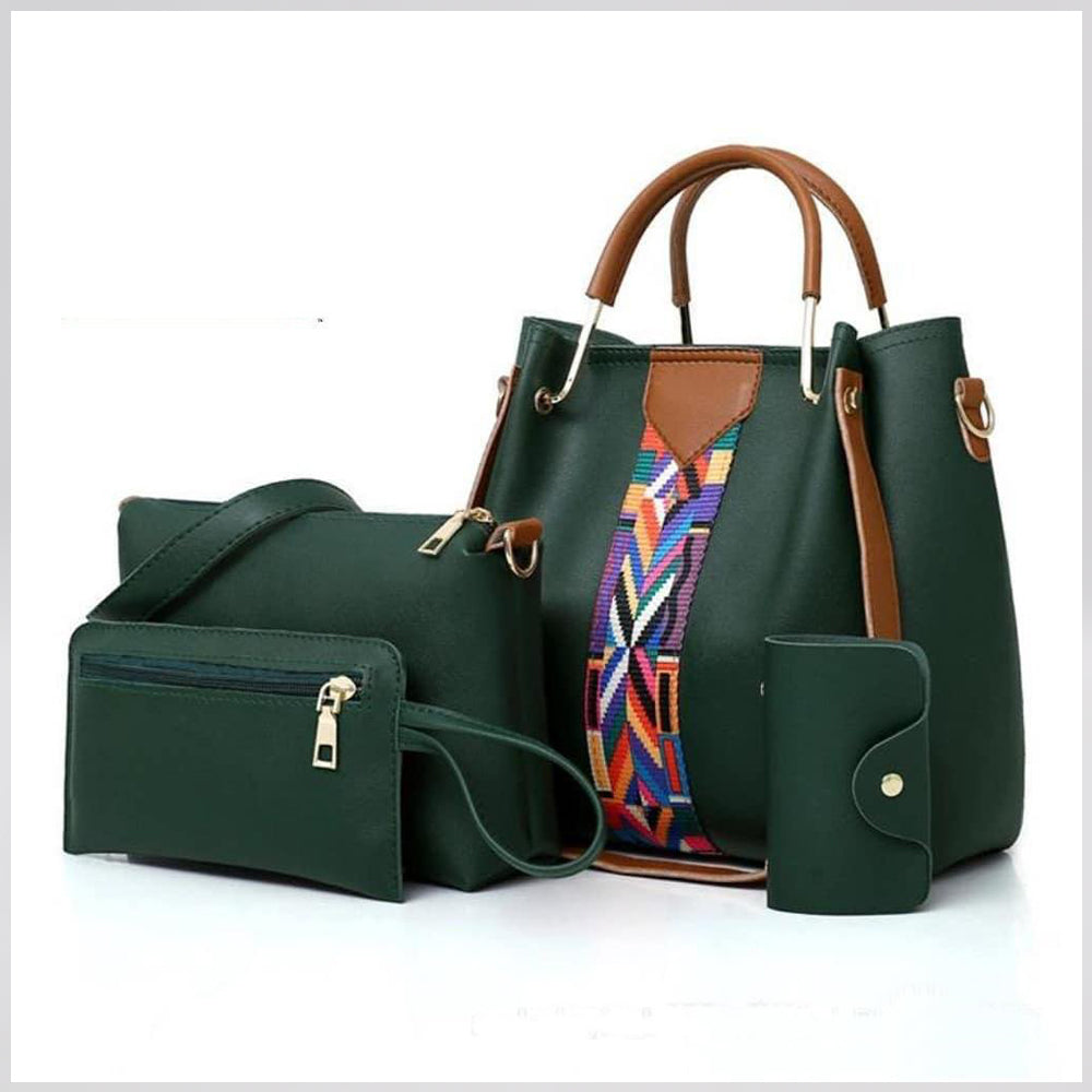 Morgane Bag for Women - Green