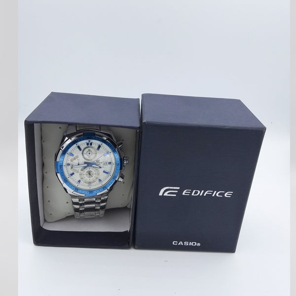 Nick EDF Chronograph Watch