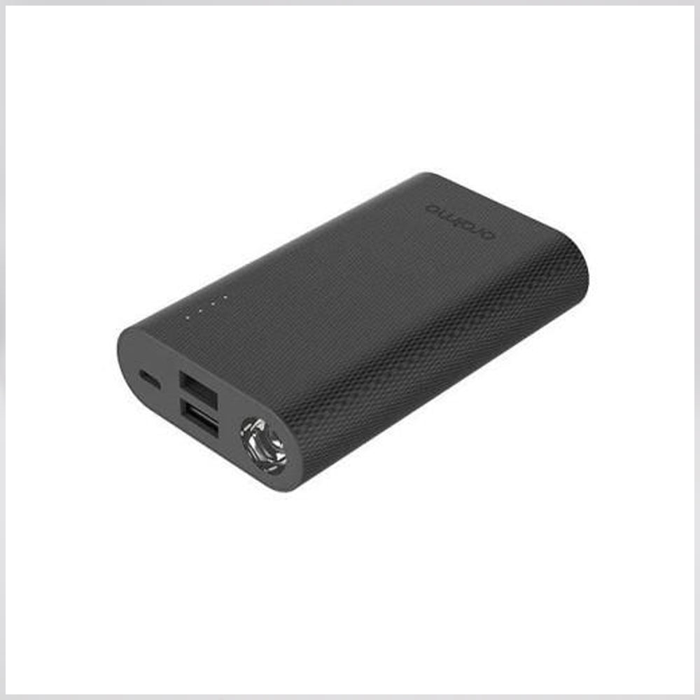 Oraimo 6000 mAh Power Bank-Black