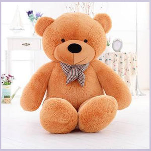 Paolo Teddy Bear (Brown)
