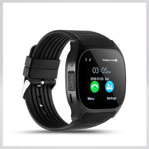 T8 Smartwatch - Black