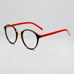 Welsh Red Handle Unisex  Sunglasses