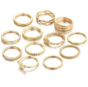 Rita Moslet Sets of Rings