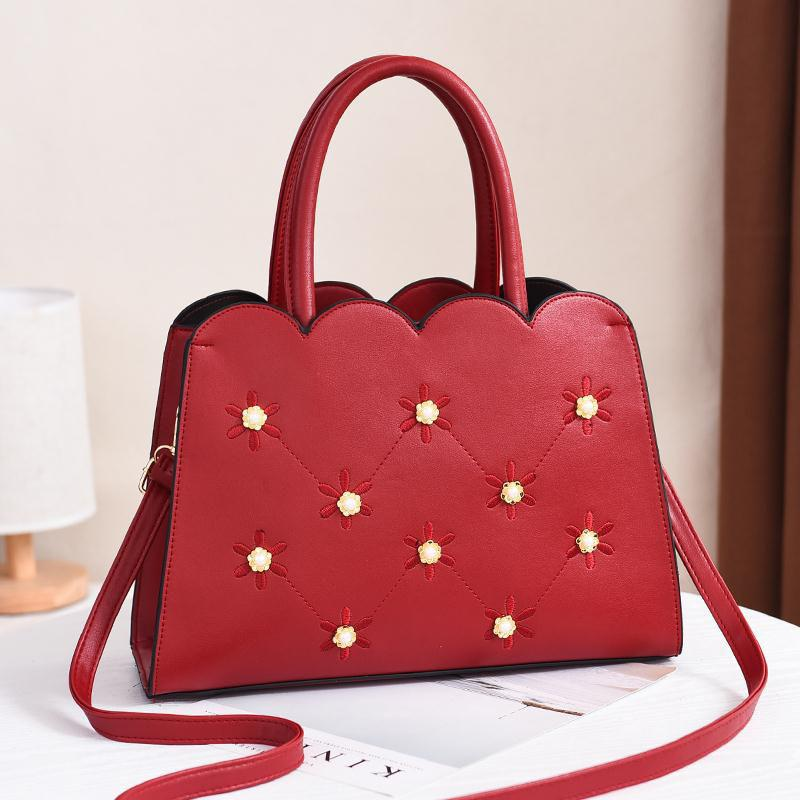 Duchess Jane Bag for Women - Red