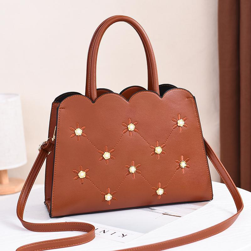 Duchess Jane Bag for Women - Brown