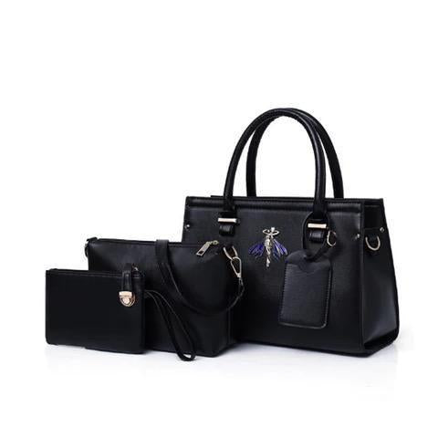 Josie Elise Bag for Women - Black