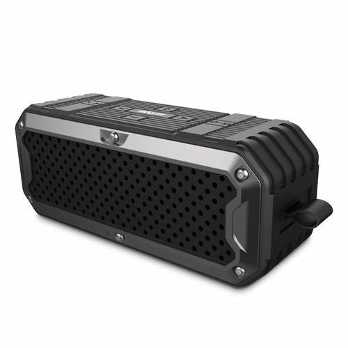 Zealot S6 Waterproof Portable Bluetooth Speakers Power Bank -Black