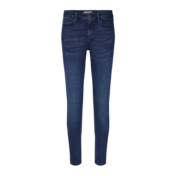Mos Mosh Alli Core Jeans  63% Bomuld, 22% Polyester, 12% Modal, 3% Elasthan Stylenummer: 129770