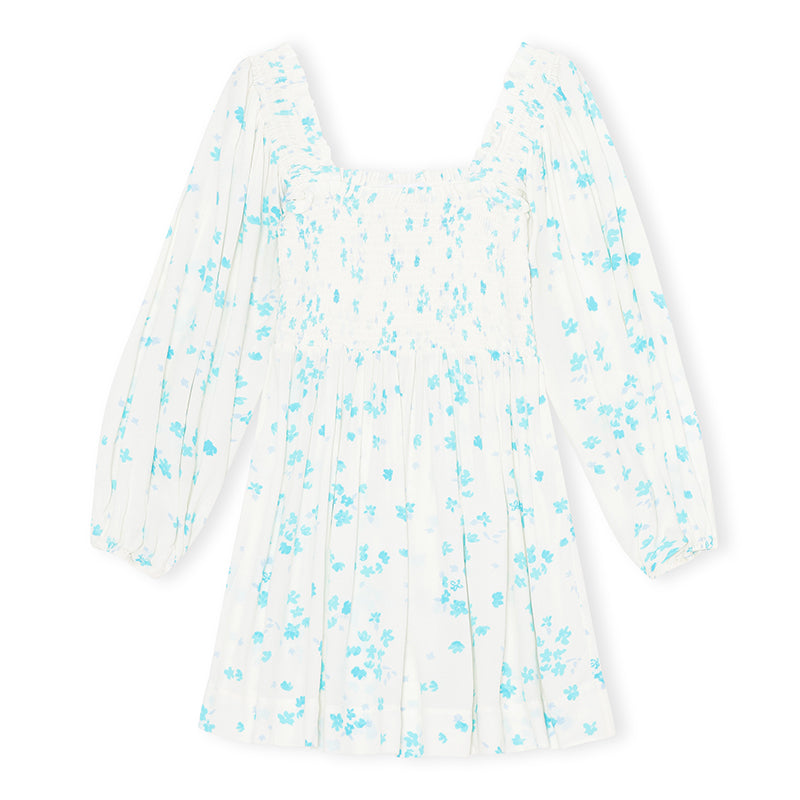 Mos Mosh Kjole Mattie Denim Dress - Prinsesse2ben