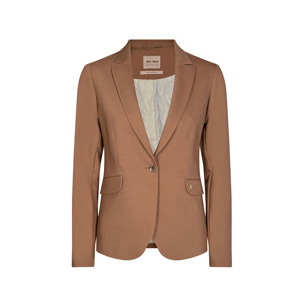Mos Mosh Blake Night Blazer Sustainable - Prinsesse2ben