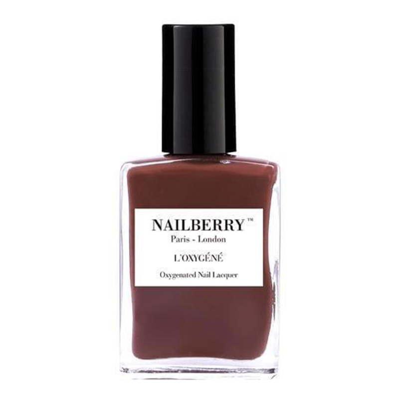 Nailberry Neglelak Dial M for Maroon - Prinsesse2ben