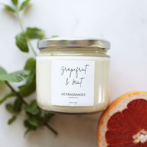 Grapefruit & Mint