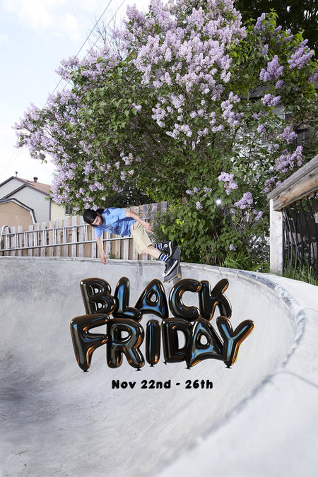 BLACK FRIDAY SKATEBOARD AND LONGBOARD DISCOUNTS