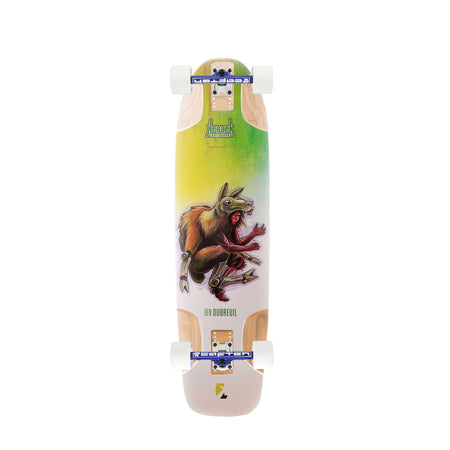 Downhill Skateboard - Ben Dub Kebbek Skateboards