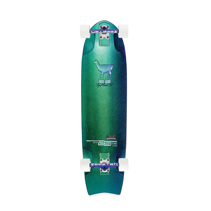 Kebbek Skateboards - Canadian Skateboard