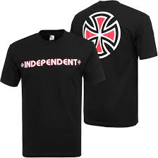 Independent - Bar/Cross Tee