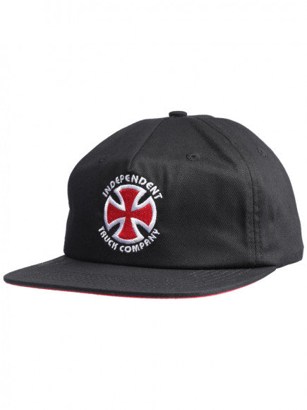 Independent - Stage Strapback Hat