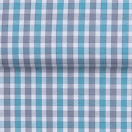 TWILL WEAVE CHECK SHIRT - 4 COLORS
