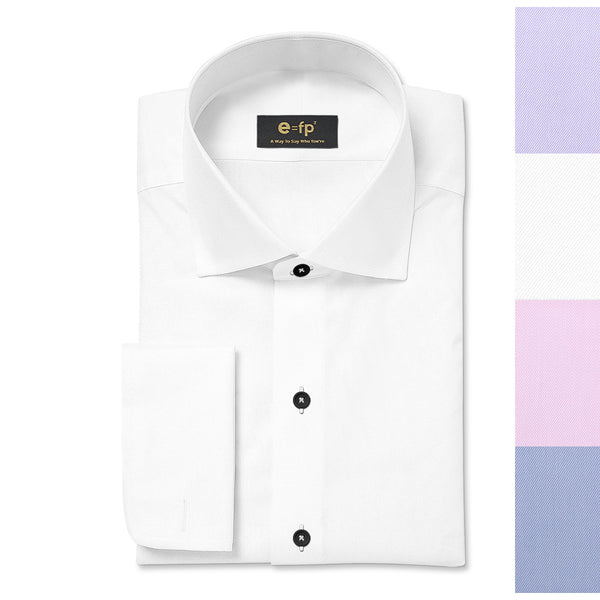 PREMIUM NON-IRON COTTON SHIRT - 4 COLORS
