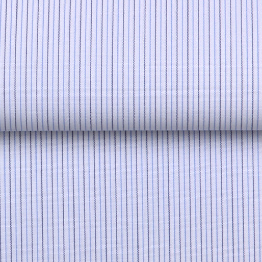 PREMIUM NON-IRON COTTON STRIPE SHIRT - 3 COLORS