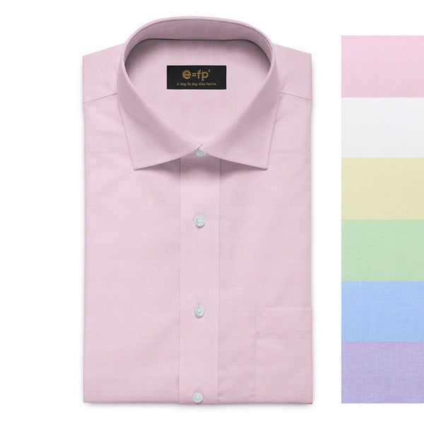 OXFORD SHIRT - 6 COLORS