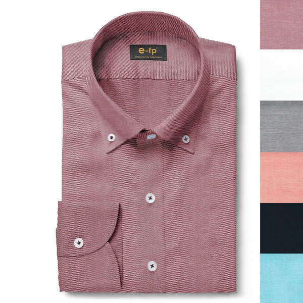 COTTON TWILL SHIRT - 6 COLORS