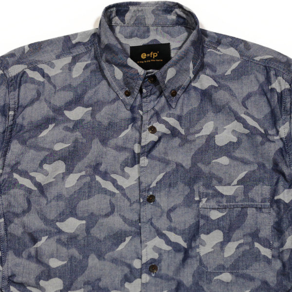 Limited Edition - Premium Camouflage Jacquard Shirt