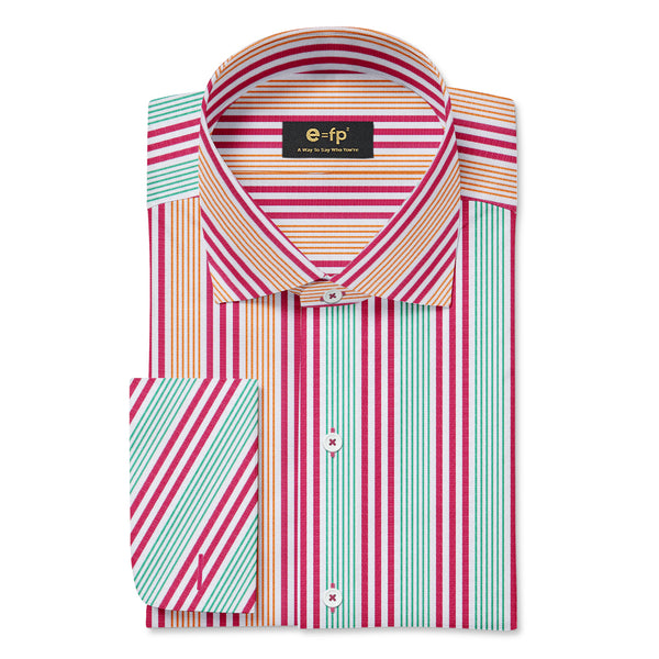 DUAL STRIPE SHIRT