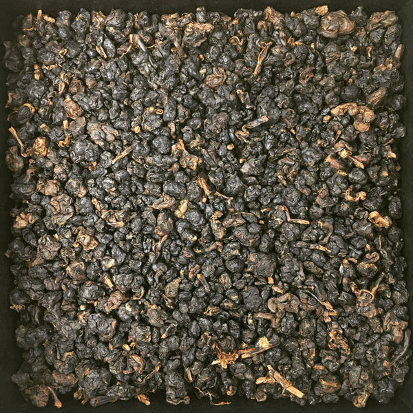 DARK DRAGON PEARLS - Loose Leaf Oolong Tea